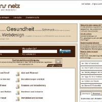 Schauinsnetz - Webkatalog